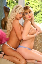 Lexi Belle and Nikita Von James from Third Movies