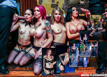 Anna Bell Peaks and other horny vampires