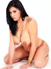 Busty Porn Legend sucks and fucks