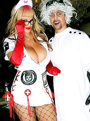 Kelly Madison is crazy nurse